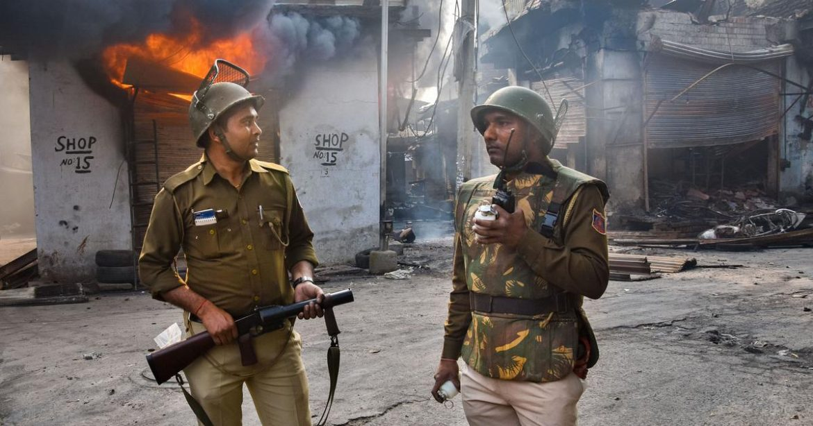 Delhi violence: How India's human rights defenders have been silenced