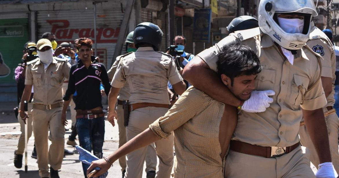 What can India do to combat police brutality and bias?