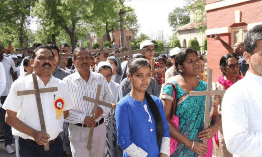US religious commission takes note of attacks on churches in India by Hindutva mob