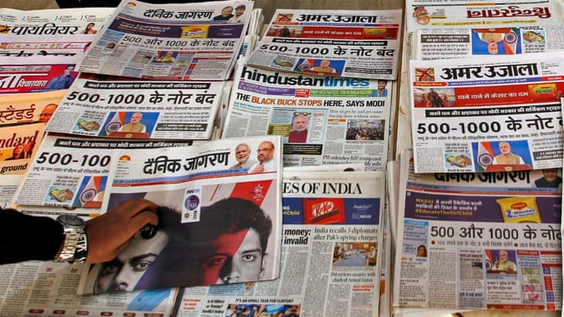 Indian media wants Dalit news but not Dalit reporters Caste privilege and domination in newsrooms must end.