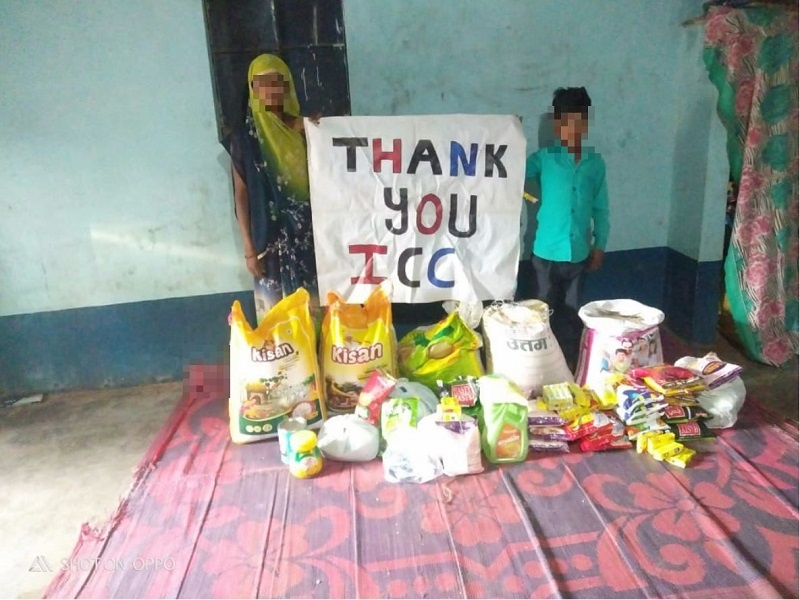 ICC Supports Family of Imprisoned Christian in India