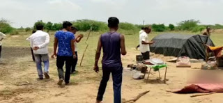 In Rajasthan, entire Dalit family was cut off, three including innocent child killed and two seriously injured