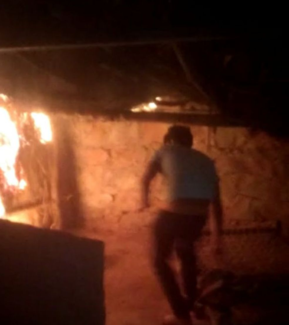 Dabangai: Dalit's House Burnt For Opposing Sowing Of Field