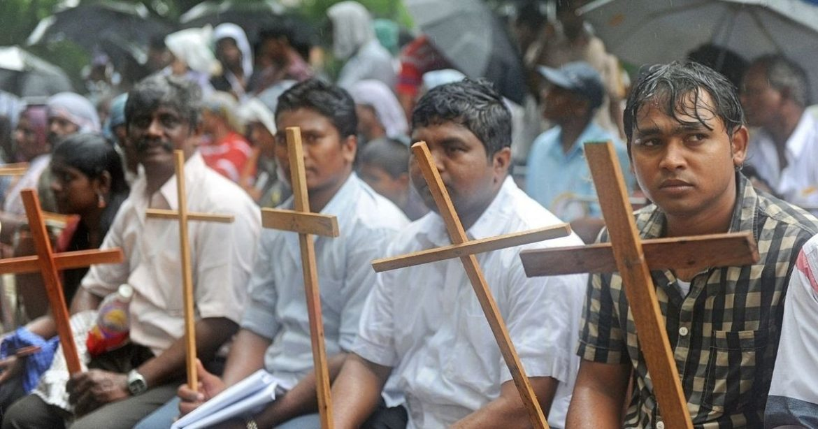 For 70 years, Dalits have been denied freedom of religion – through a presidential order