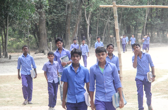 School's out for Bangladesh's indigenous children