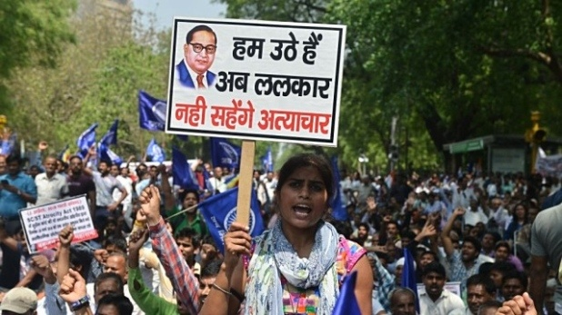 Atrocities on Dalits did not stop even in Corona period, increased by more than 20% in last 10 years: report