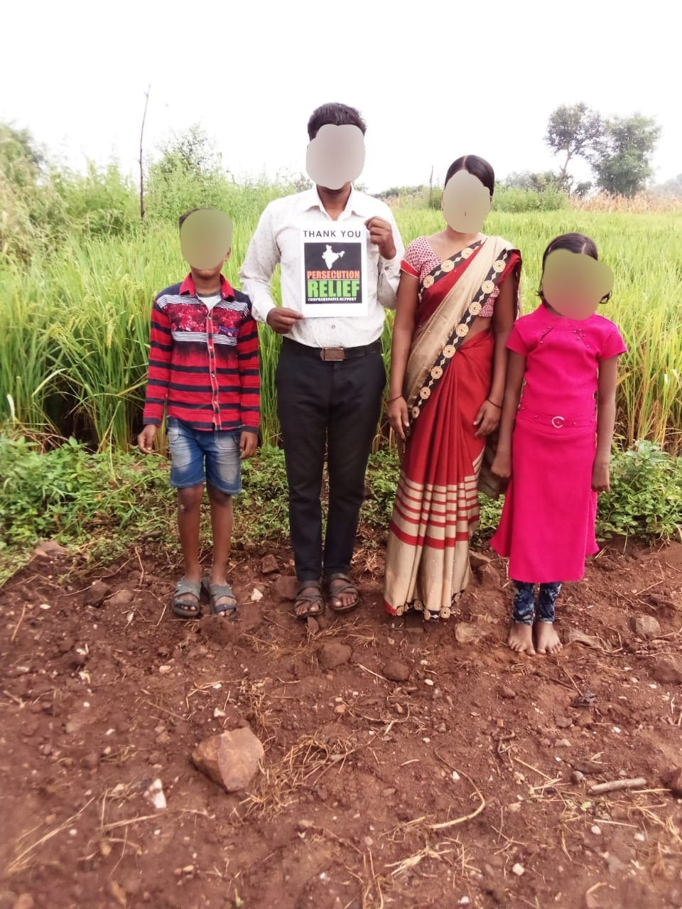 """"""" RECANT YOUR FAITH IN JESUS, ELSE GET BANISHED FROM OUR VILLAGE"""", MADHYA PRADESH"""