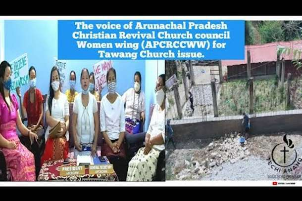 Christians angry over blocking of church construction in India