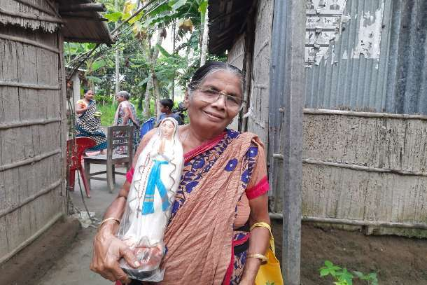 Devotion to Mother Mary spans generations in Bangladesh