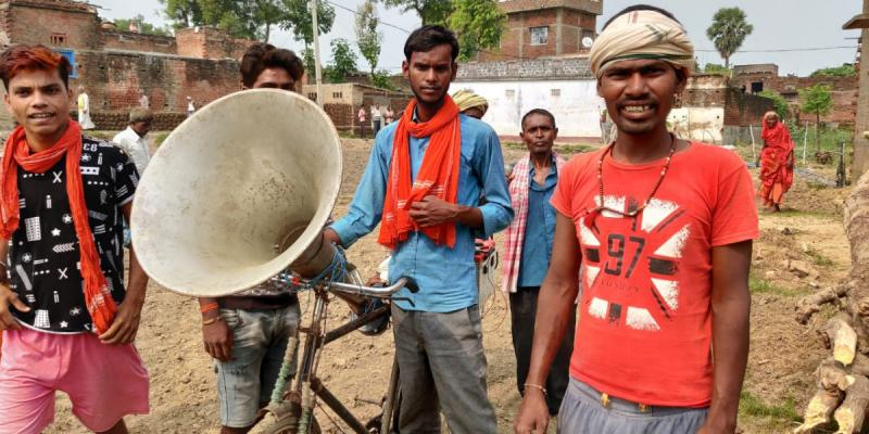 After a Lasting Land Struggle, Communists Aid Bhojpur Dalits' Fight for Self-Respect
