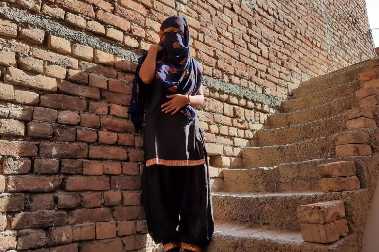 Dalit rape survivor dreams of becoming a lawyer to help other sexual assault victims fight back