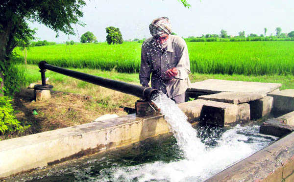 Controversy over taking water from canal