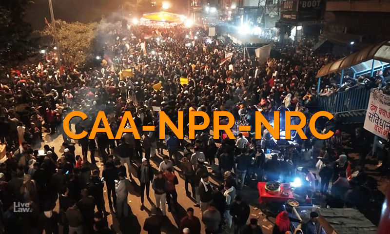 FIR Doesn't Disclose Any Act Of Violence; Protests Happened All Over The Country: Madras High Court Quashes FIR Against CAA-NRC Protesters