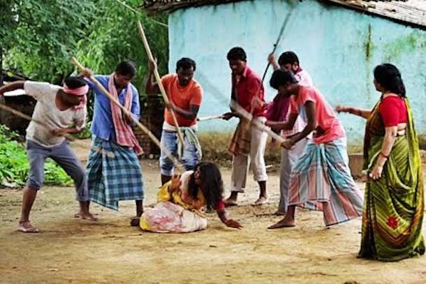 Family accused of witchcraft murdered in India