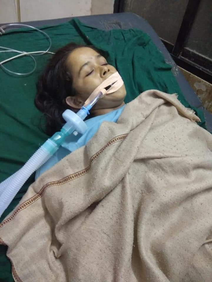 Reprehensible! 20 year old girl sexually assaulted and killed by poisoning – Marathi News | 20-year-old girl sexually abused and poisoned her