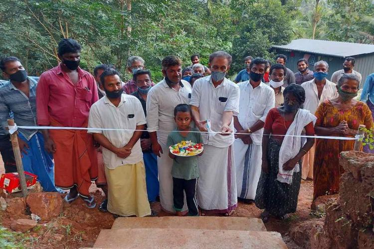 Mosque in Kerala's Malappuram donates land for temple pathway