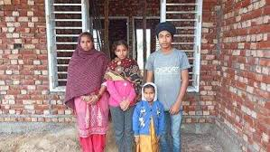 Rebuilding lives; Sangrur dalit family comes to terms with death