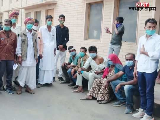 Barmer News: Deadly attack on Dalits for not voting, 8 injured, 17 cases registered against
