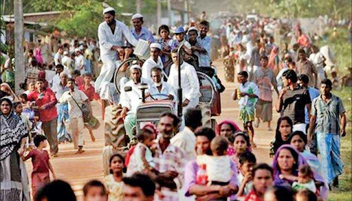 Muslims in Jaffna marks 30 years since expulsion