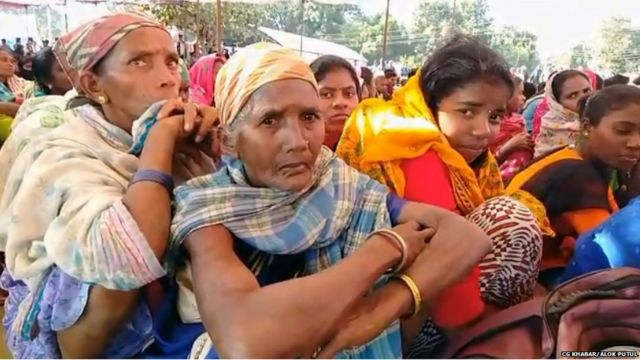 Chhattisgarh: Tribals from more than a hundred villages take to the streets, what do they want?