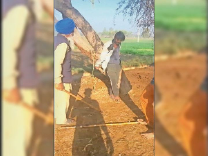 Arrest:Complaint with Dalit woman in misbehaving police station, beaten Devar after tying him to tree, vandalism in village Raipur of Ajnala police station