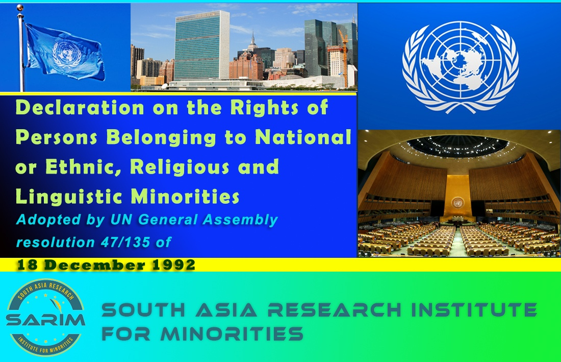 United Nations Declaration on the Rights of Minorities: