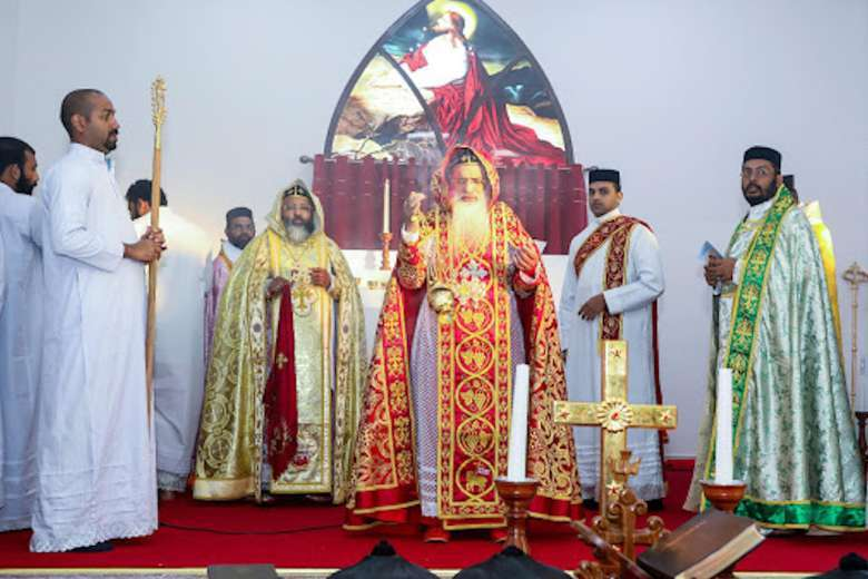 Communist chief meets Christian leaders over feud in Indian state