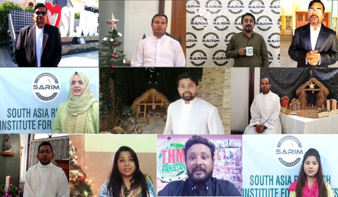 Merry Christmas to all from South Asia Research Institute of Minorities