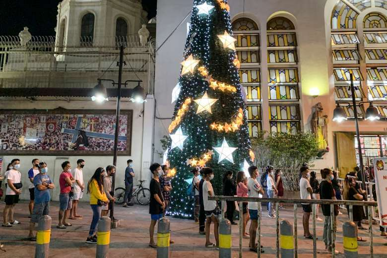 Finding the true meaning of Christmas in Asia