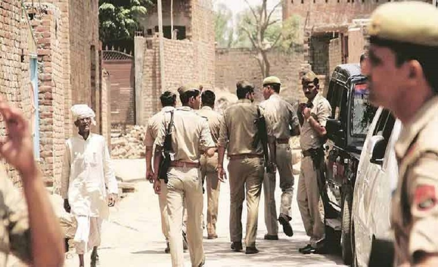 UP Police File First case Under New 'Love Jihad' Law
