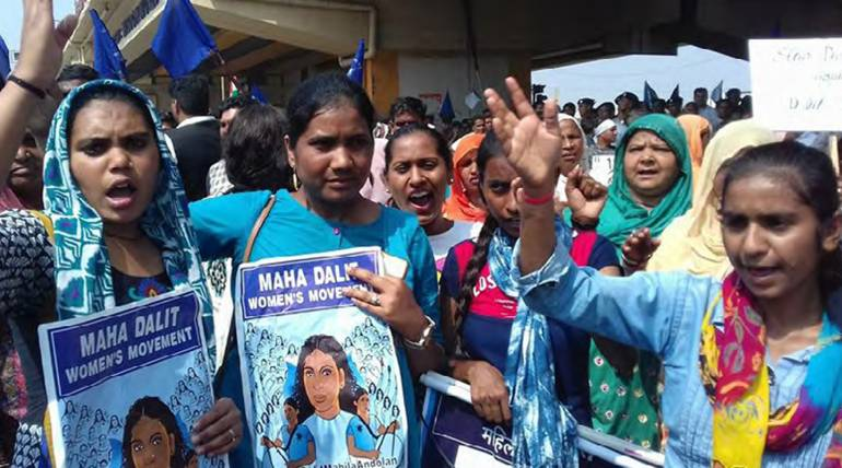 80% of sexual assault against Dalit women committed by dominant castes
