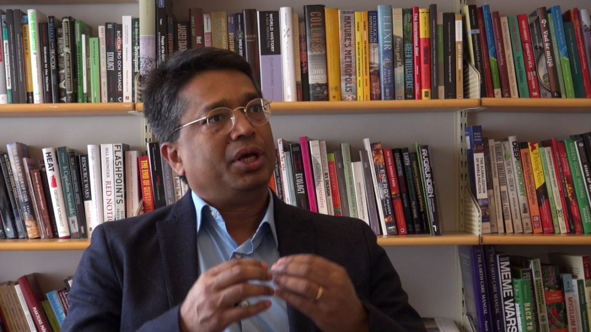 Modi Critic Prof Ashok Swain Deactivates His Twitter Account After Abuses and Threats