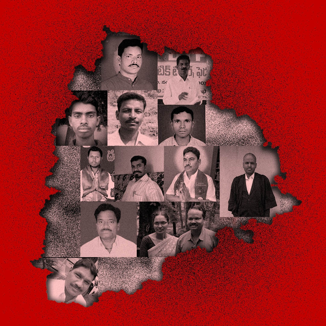 How the Telangana Police is targeting Adivasi students, lawyers and activists