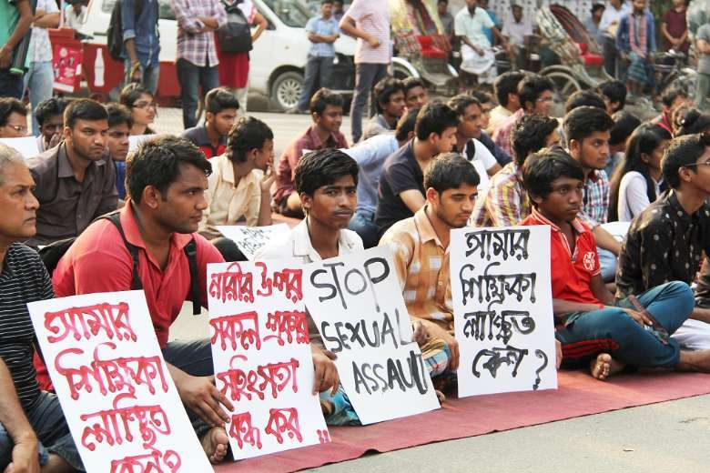 Bangladesh's rape victims cry for justice in the wilderness