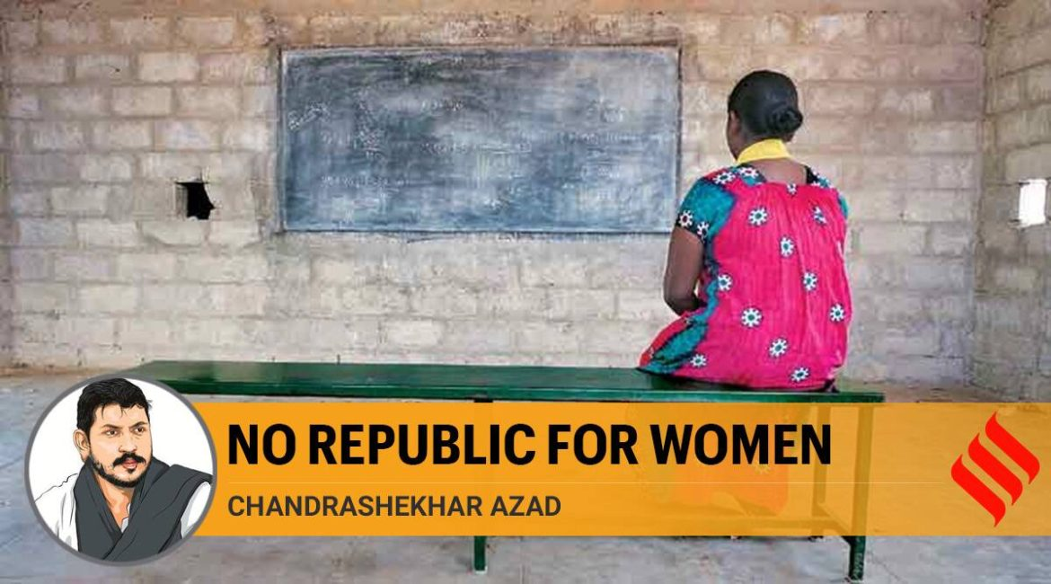 Constitutional promise of equal citizenship has been denied to women, Dalits