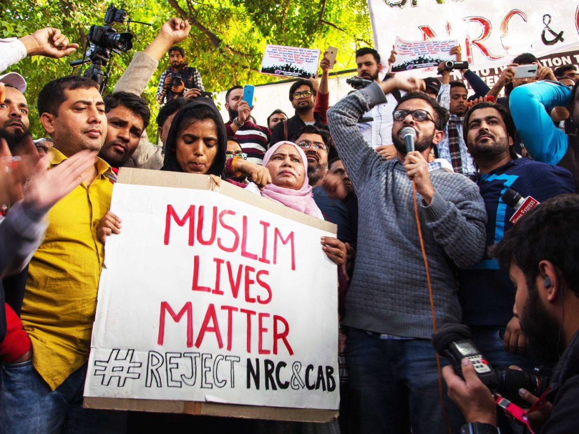 Democracy and Indian Muslims living in peril