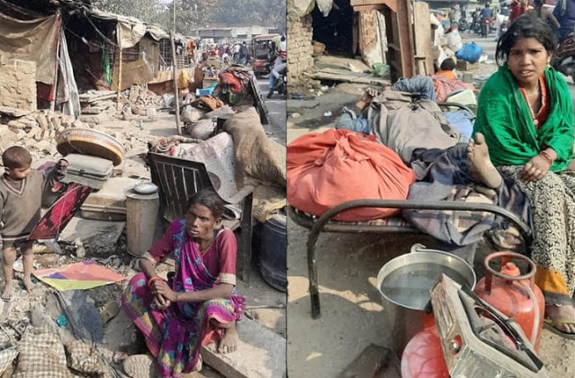 Smart city? Manual scavengers, sweepers, daily wagers evicted in Modi's constituency