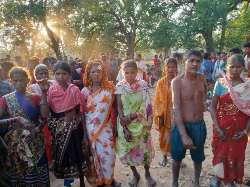 Chhattisgarh: Several Adivasis Arrested for Protesting Against Security Camps in Bijapur