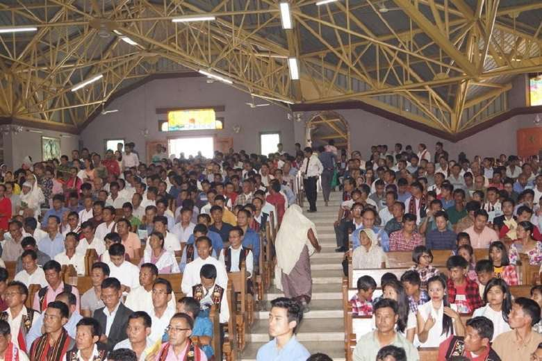 Christian groups fight church evictions in India