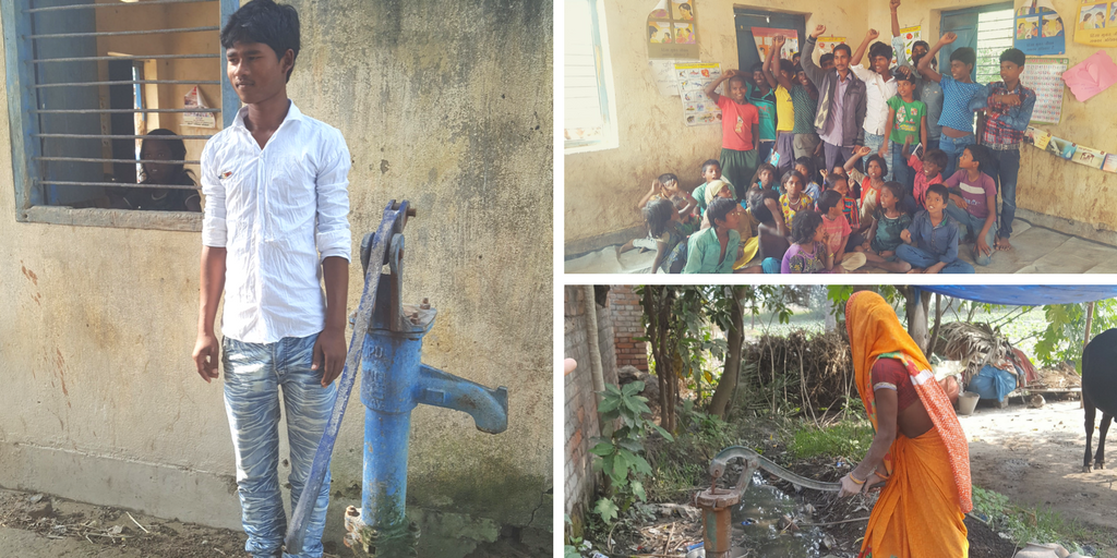Dalits beat up at touching government 'handpumps'; Dalit family forced to leave home due to fear