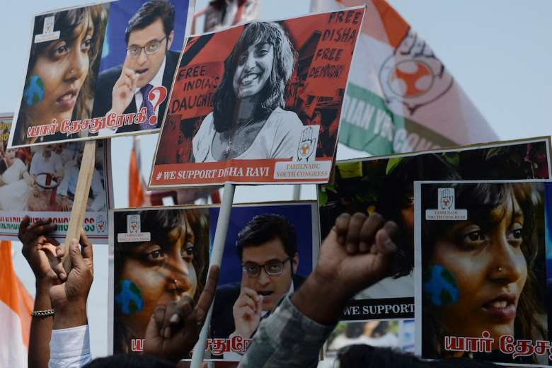 Catholics fearful over 'hounding' of young Indian activists