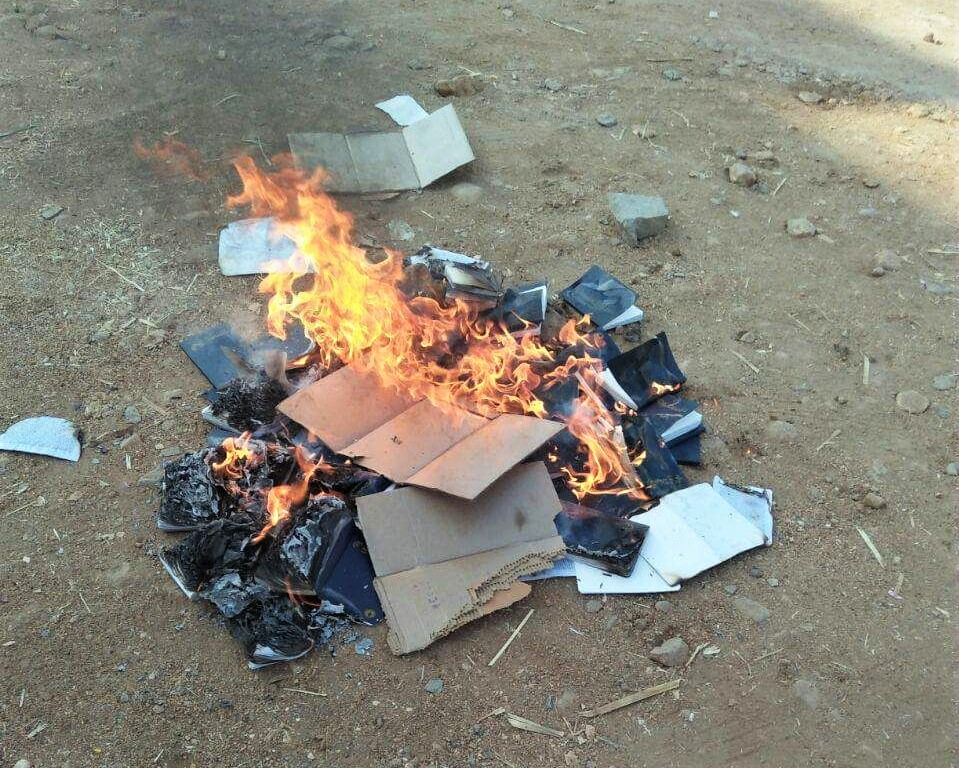Bible Burned in Southern India After Attack on Prayer Meeting by Nationalists