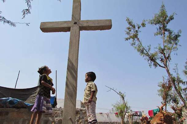 Three Families in India to be Caned for Illegally Converting to Christianity