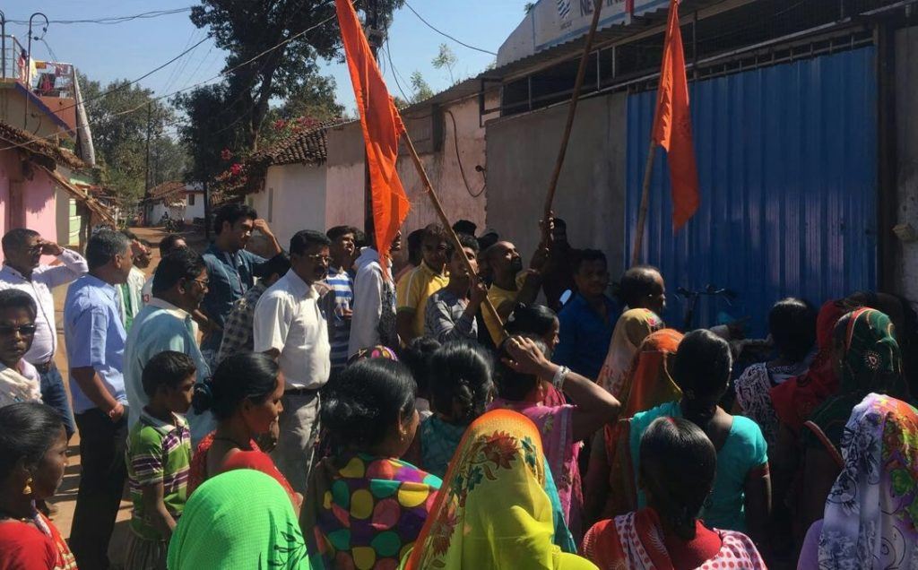 Two Christian Worship Services in Central India Attacked By The Same Mob
