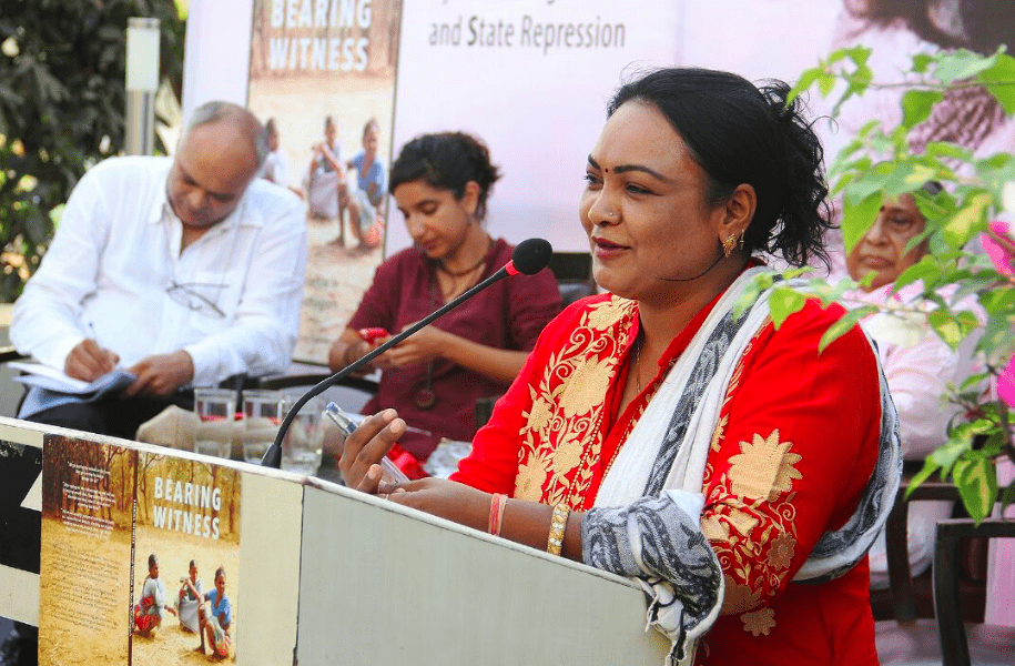 Media organization expresses concern over death threat to Bastar's only tribal woman journalist