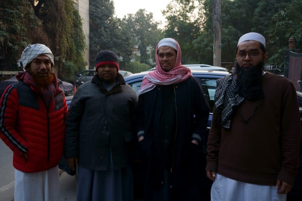Foreign Tabligh members recount ordeal in India during pandemic on camera for first time