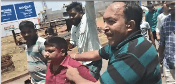 Christian Pastor Paraded, Injured, Forced into Hindu Ritual