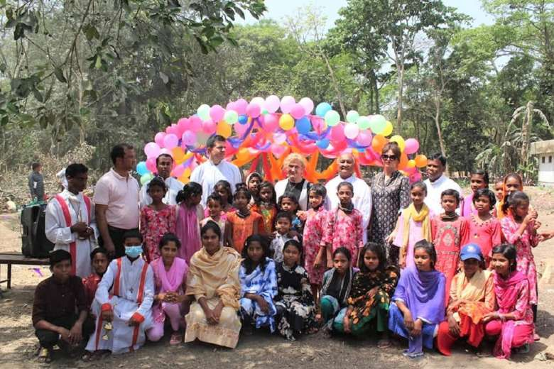 New shelter offers hope to orphan girls in Bangladesh