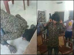 Dalit Man In Bihar Forced To Lick Spit As Punishment For Not Helping In Sarpanch Elections; 6 Arrested