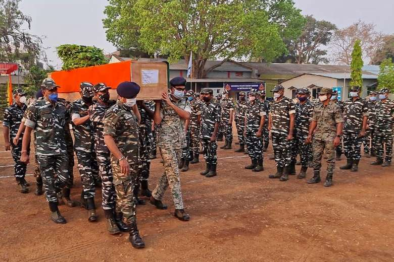 Indian Church leader seeks dialogue after Maoists kill 22 soldiers